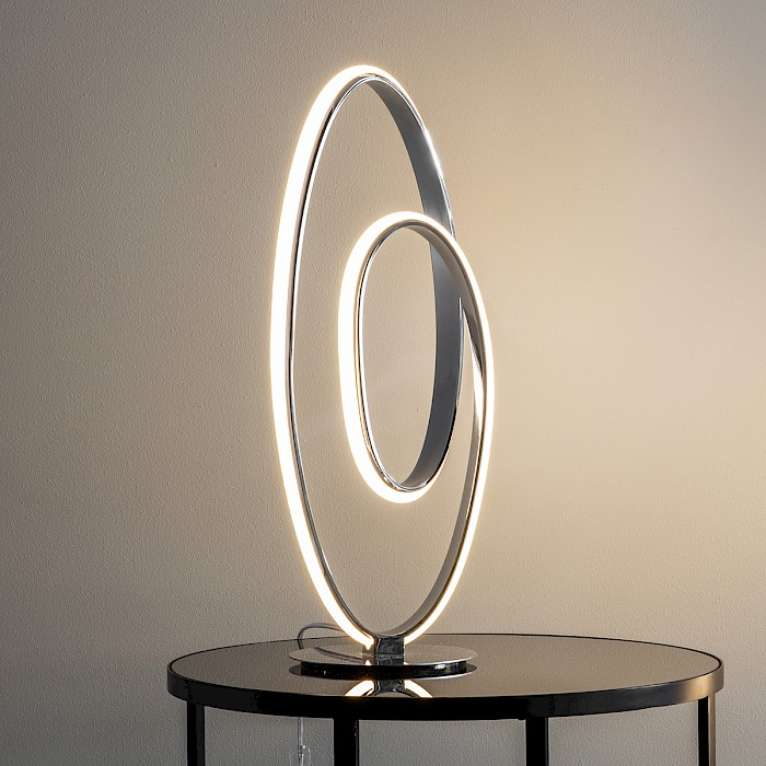 Zen Hoop/Table Lamp