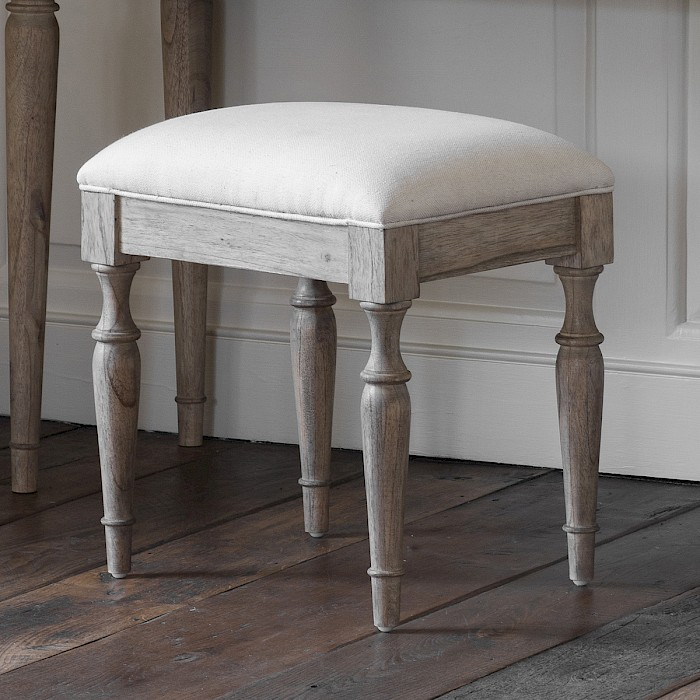 Anchorage Dressing Stool